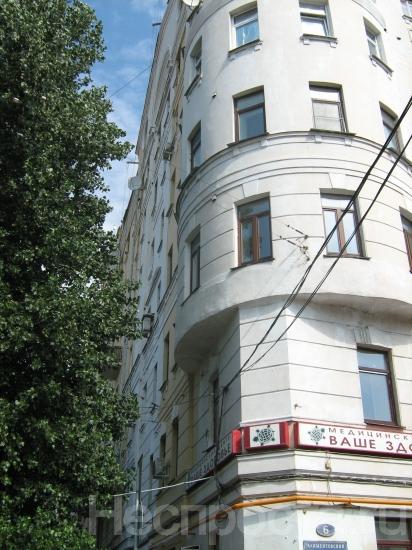 Климентовский пер д6 кв 21