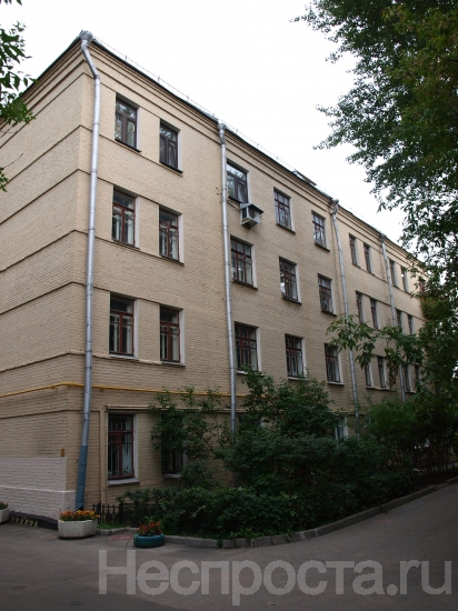 Поиск Коммерческой недвижимости Языковский переулок где искать арендаторов коммерческой недвижимости